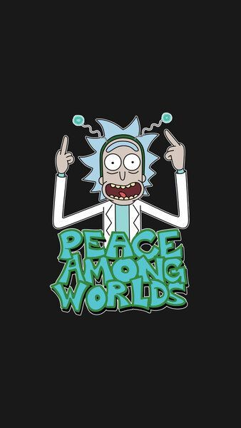Rick And Morty Peace Among Worlds 4k Hd Mobile Smartphone And Pc Desktop Lapt Rick Rick And Morty Stickers Rick And Morty Poster Rick And Morty Quotes