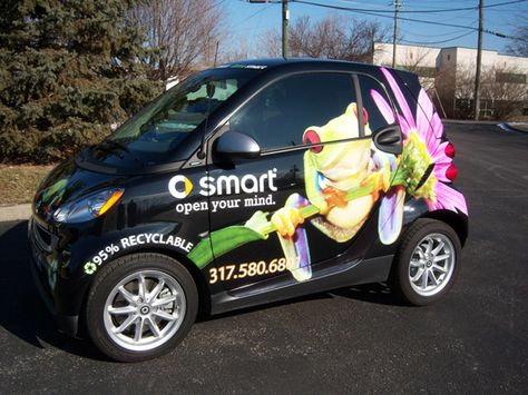 Smart Car Wrap Car Wraps Pinterest Car Wrap Smart Car And Cars