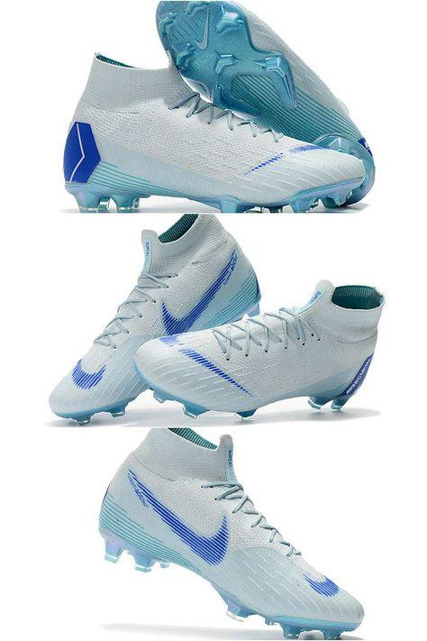 915ca9730eeca Nike Mercurial Superfly VI Elite FG Botas de Futbol - Azul