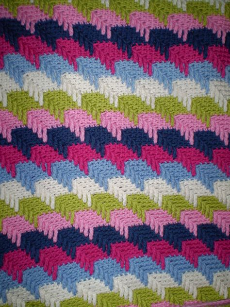 Ravelry: Apache Tears Afghan pattern by Project Linus