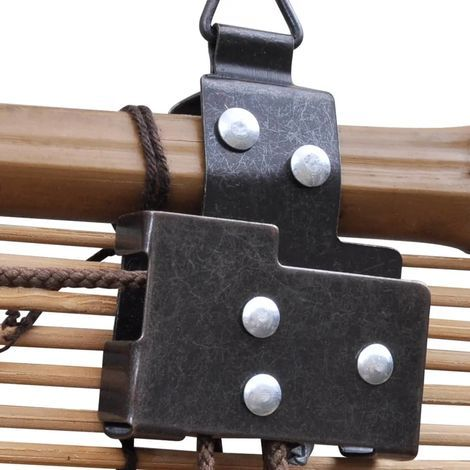 Store Roulant Bambou Marron 120 X 220 Cm 241329 En 2020 Store Roulant Volet Roulant Et Store Bambou
