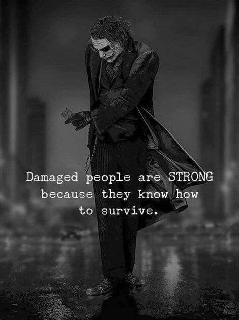 Joker Quotes : 50 Most Powerful Strong Mind Quotes to Inspire You