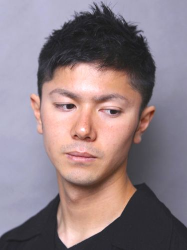丸顔 ショートヘア メンズ特集 メンズファッションメディア Otokomae メンズ ヘアスタイル 髪型 メンズ ビジネス ヘアスタイル