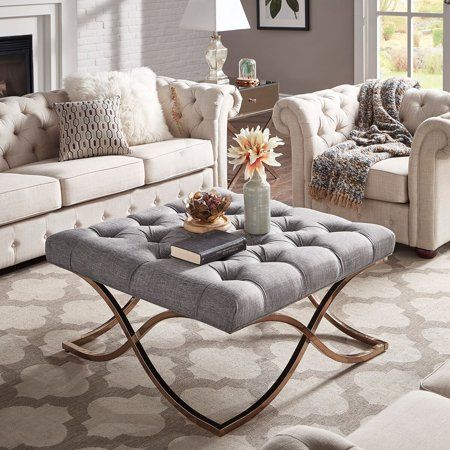 334 80 Citation Coffee Table Ottoman With Removable Cushion