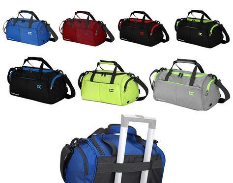 42cbebc7b2ee Promo Offer Training Gym Bags Fitness Travel Outdoor Sports Bag Handbags  Shoulder Dry Wet shoes For Women Men Sac De Sport Duffel XA77WA