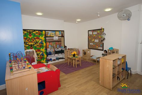 Manchester Day Nursery In Central Is A Purpose