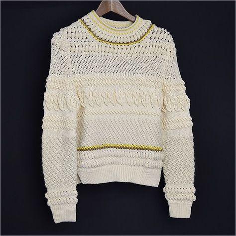 Chloe 14AW   Tejido de Punto   ニット、編み物、セーター