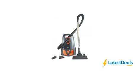 VonHaus Bagged Vacuum Cleaner – 700W