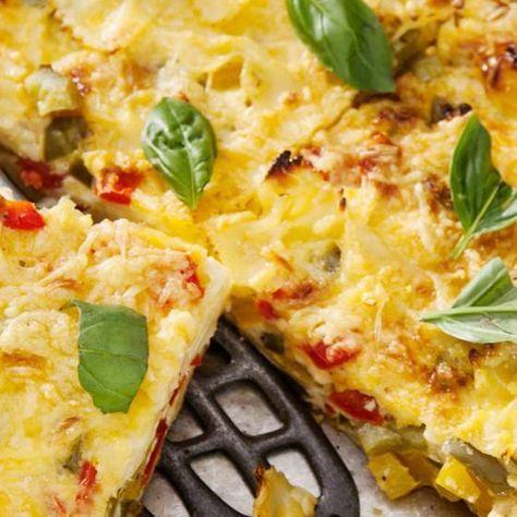 Pasta Frittata      #tagrezepte #rezept #rezepte #essen #kochen #kuchen #recipeguide #recipe #food #foodlovers #foodrecipes #instafood #hungry #foodpic #foodporn #instarecipes