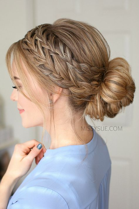 Lovely French Braid Hair To Amazing Women 2019 Braided Hairstyles Updo French Braid Hairstyles Hair Styles