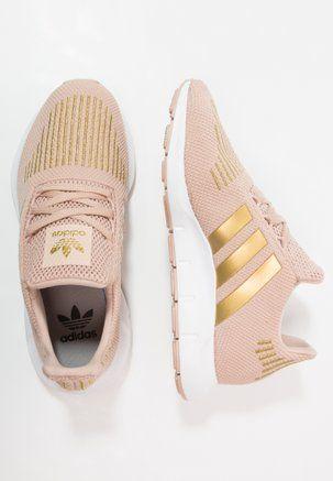 Swift Run Tenisowki I Trampki Ash Pearl Gold Metallic Footwear White Sneakers Footwear Adidas Superstar Sneaker