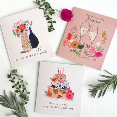 Print Pattern Card Design Victoria Johnson For Paperchase Wedding Greeting Cards Card Design Floral Cards Design