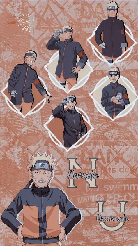 Wallpaper png Naruto Uzumaki