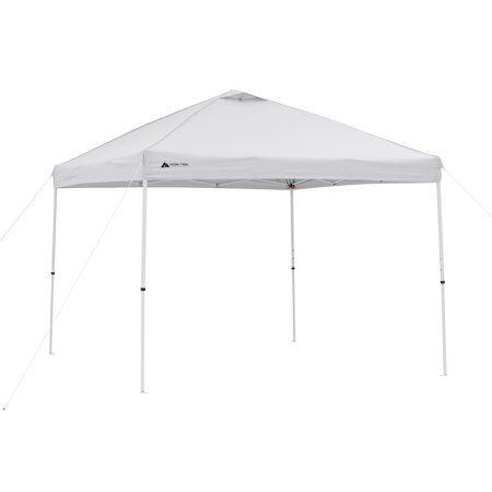 Ozark Trail Instant Canopy 10 X 10 Walmart Com In 2020 Instant Canopy Canopy Tent Canopy Lights