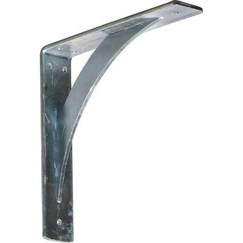 Ekena Millwork 10 In X 2 In X 10 In Steel Unfinished Metal
