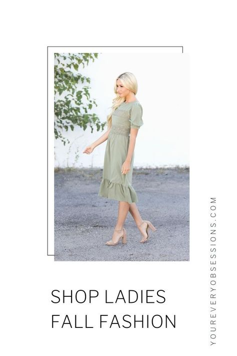 Obsessions Boutique is the affordable online boutique of your dreams. We have clothing that fits your busy lifestyle and your budget, whatever it may be. Take a peek at all the fab apparel we have on offer! #fashion #fashionoutfit
