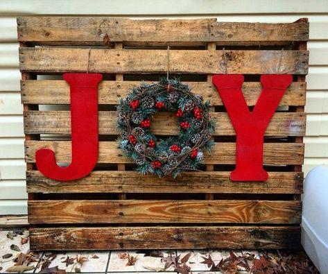 50 Best DIY Wooden Christmas Decor Ideas / Inspo - Hike n Dip