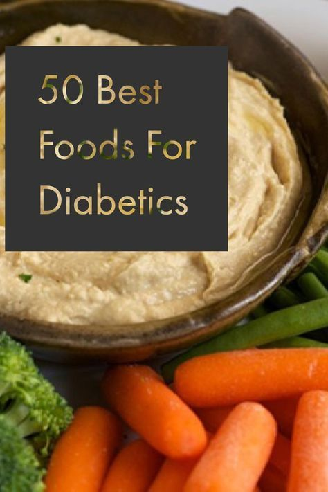 People with diabetes are more likely to die of a heart attack or suffer life-threatening strokes. These are the foods that lower their risk. diabetic diet 50 Best Foods for Diabetes Diabetic Food List, Diabetic Tips, Diabetic Meal Plan, Good Foods For Diabetics, Diet Food List, Food Lists, Diabetic Snacks Type 2, Cooking For Diabetics, Healthy Diabetic Meals