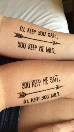 0792cb8c1 My cousin and I are getting this matching tattoo. | Tattoos ...