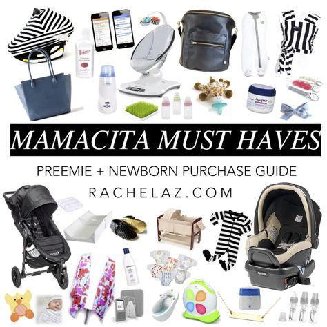 Pin Now, Read Later. Everything you need for your preemie or newborn baby. The tried-n-true list of all the  best baby items.