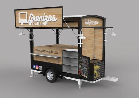 ✔ Ideas For Food Truck Remolque gerobak kopi gerobak vintage gerobak portable gerobak modern gerobak jusgerobak siomay