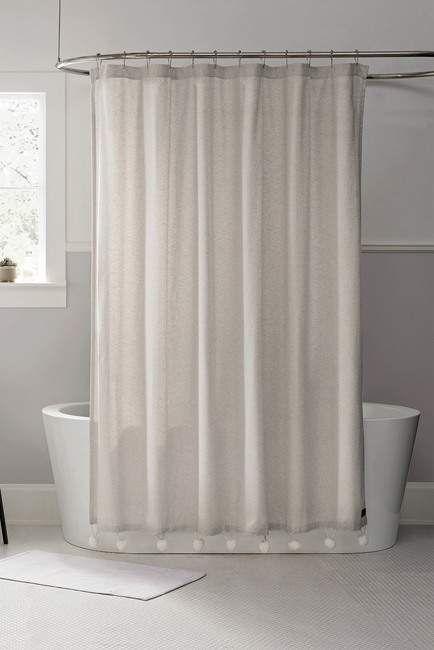 Ugg Oatmeal Toro Shower Curtain Nordstrom Rack White Shower Curtain Bathroom Cream Shower Curtains Neutral Shower Curtains