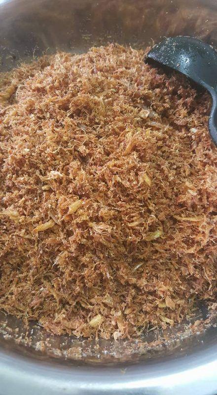 Resipi Serunding Halia Lauk Sedap Yang Boleh Buang Angin Dalam Badan Asian Recipes Homemade Food