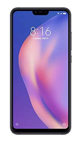 Xiaomi Mi 8 Lite 64gb 4gb Ram 6 26 Full Screen Display Snapdragon 660 Dual Ai Camera S Factory Unlocked Phone International Global 4g Lte Version Blac Unlocked Cell Phones Xiaomi Phone