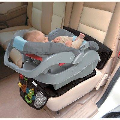 Summer Infant DuoMat for Car Seat Black