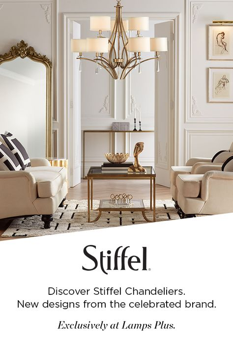 Stiffel Lighting Fixtures | New Designs Exclusively at Lamps Plus