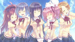 صور انمي بنات صديقات العمر أجمل صديقات أنمي Anime Best Friends Cute Cartoon Wallpapers Anime