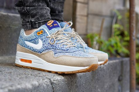 LIBERTY X NIKE SUMMER COLLECTION   The world according to