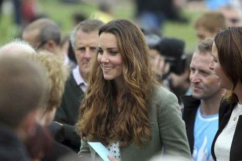 """""""Initially the Duchess wasn't going to attend, but she was also keen for the chance to thank the people of Anglesey herself for the warmth and hospitality they have shown her and the Duke,"""" The Daily Mail reported."""