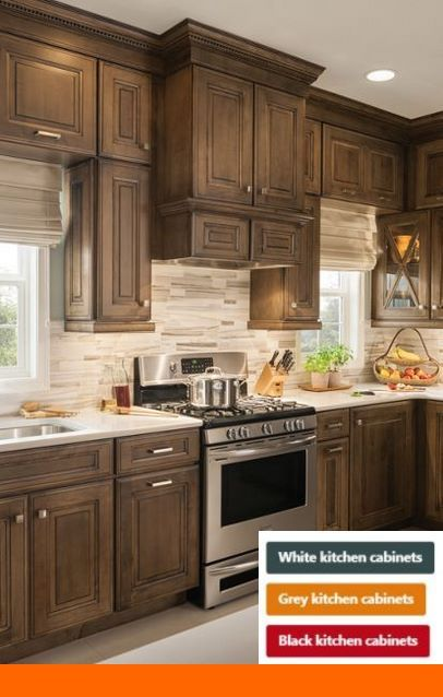 Painted Kitchen Cabinets Diy And Kitchen Designs Home Hardware Tip 7599393934 Cabinet Trendy Farmhouse Kitchen Stained Kitchen Cabinets Kitchen Renovation