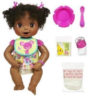 Baby Alive Real Surprises Interactive Doll Bonus Set New Black African Baby Alive Food Baby Alive Doll Clothes Baby Alive