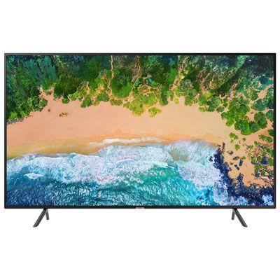 Samsung 55 4k Uhd Hdr Led Tizen Smart Tv Un55nu7100fxzc