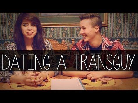 dating een transguy beste dating site voor meer dan 50