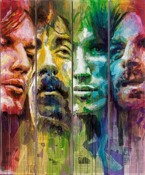 Pink Floyd - Totem by Franco Ori
