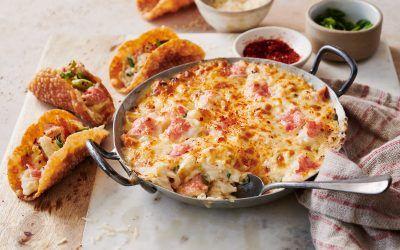 Nancy Fuller S Easy Breezy Crab Dip Louis Kemp Appetizer Recipes Crab Recipes Appetizers Crab Recipes