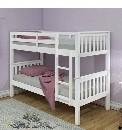 e5b05323f7179 Twin Size Full Size Metal Bunk Bed For Kids Teens Adult Dorm Space-Saver  Child Parents Beds Bedroom in 2019