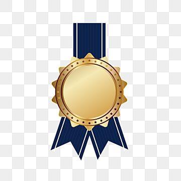 Gambar Vektor Kosong Biru Bergaris Pita Bahan Medali Medali Gratis Untuk Sertifikat Medali Clipart Pita Biru Pita Png Dan Vektor Dengan Latar Belakang Transp Light Background Images Ribbon Png Prints For
