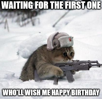 50 Hilarious Happy Birthday Memes To Give Them A Laugh Happy Birthday Animals Funny Happy Birthday Funny Cats Happy Birthday Animals