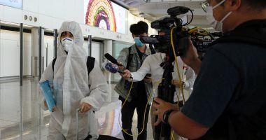 يابانى يشخص بفيروس كورونا مرة أخرى بعد خروجه من المستشفى Lab Coat Fashion Coat