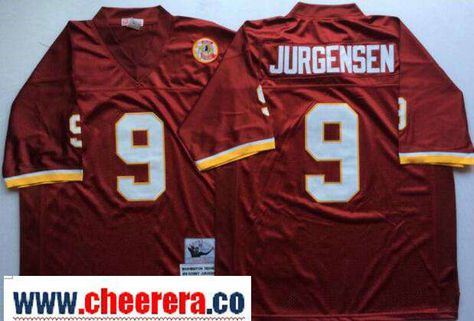 buy popular f017d 63a89 washington redskins 21 earnest byner red throwback jersey