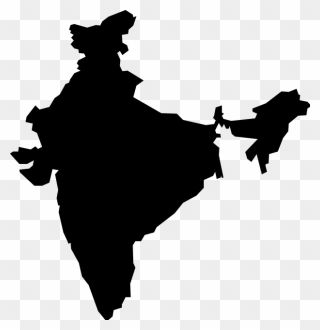 India Royalty India Map Vector Png Clipart In 2021 India Map Map Vector Clip Art
