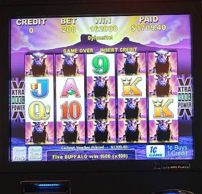 how to win at the slots machines