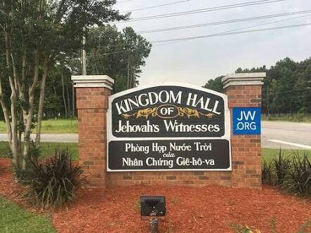 Jehovah's Witnesses Kingdom Hall in Vietnam | Kingdom Halls