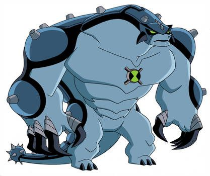 Ultimate Humungousaur Ultimate Cannonbolt By Cossiokpo Ben 10 Ultimate Alien Ben 10 Action Figures Ben 10 Alien Force