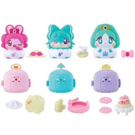 Bandai Sanrio Gashapon Capchara Capsule Toys Hello Kitty