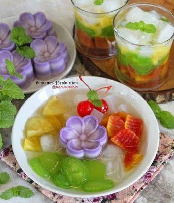 Es Podeng Manten Makanan Penutup Ide Makanan Resep Minuman